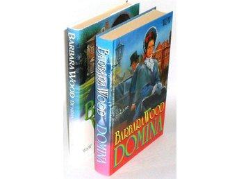 2 Böcker: Domina & De mörka skuggornas hus : Wood Barbara - Hok - 2 Böcker: Domina & De mörka skuggornas hus : Wood Barbara - Hok