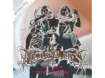 Nocturnal Rites -In A Time Of Blood And Fire lp ltd 250 copi