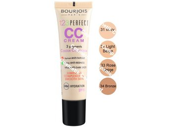 Bourjois Paris 123 Perfect CC Cream - Rose Beige