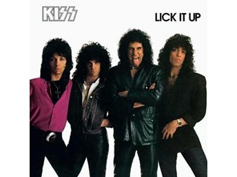 Kiss: Lick it up 1983 (Rem) (CD)