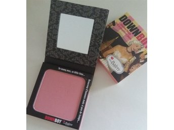 The Balm blusher DownBoy