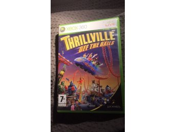 Thrillville off the rails - Xbox 360