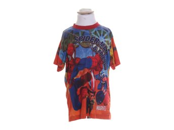 Spiderman, T-shirt, Strl: 140