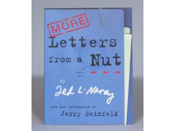 More Letters From A Nut: With an introduction by Jerry Seinfeld