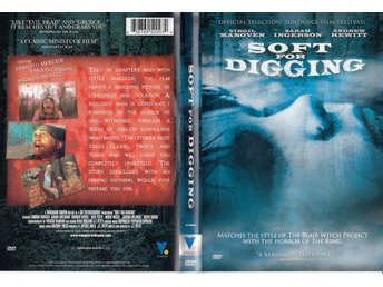 Soft for Digging 2001 Region 1 NTSC DVD