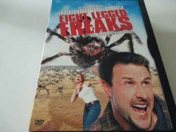 EIGHT LEGGED FREAKS - DAVID ARQUETTE - KULT - TOPPSKICK -OOP