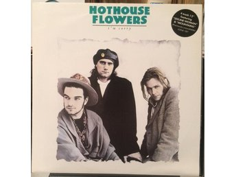 "Hothouse Flowers – I´m sorry (London 12"")"