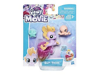 My Little Pony The Movie Sea Sun Twist Figur
