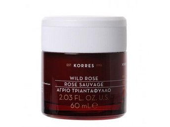 KORRES WILD ROSE DAY CREAM DRY SKIN 60ml