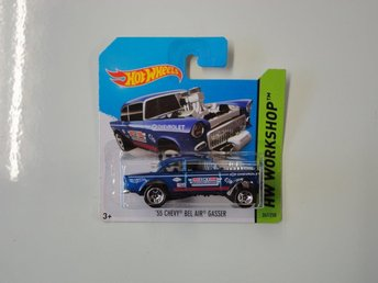 Hot Wheels 2014 ´55 Chevy Bel Air Gasser