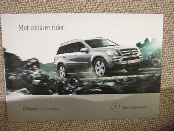 Mercedes-Benz coolare tider '12