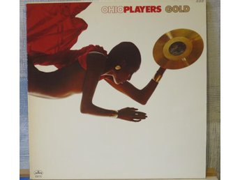 OHIO PÅLAYERS :: GOLD  (LP) US Orig , FO