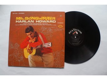 ** Harlan Howard ‎– Mr. Songwriter **