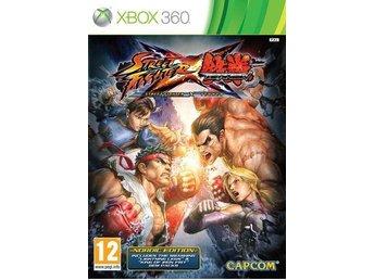 Street Fighter x Tekken - Hallstavik - Street Fighter x Tekken - Hallstavik
