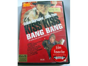 Kiss Kiss Bang bang   dvd film