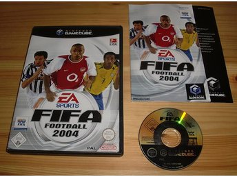 GameCube: FIFA Football 2004