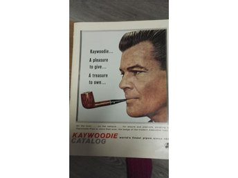 Kaywoodie catalog words finest pipes
