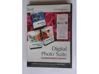 Serif Digital Photo Suite