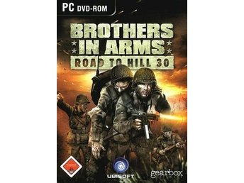 BROTHERS IN ARMS ROAD TO HILL 30 PC SPEL - Jonsred - BROTHERS IN ARMS ROAD TO HILL 30 PC SPEL - Jonsred