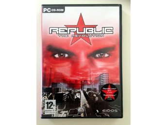 Republic: The Revolution (2003) Eidos Entertainment PC Win 98/XP