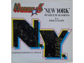 "Nuggets title* New York / Proud Mary* Disco 12"" Ltd. UK"
