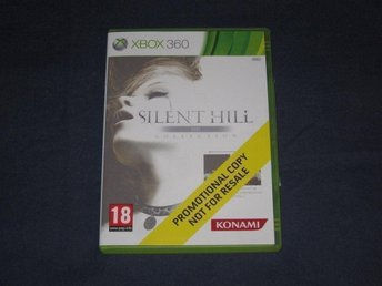 Silent Hill HD Collection Xbox 360 promo