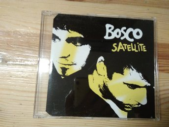 Bosco - Satellite, CD