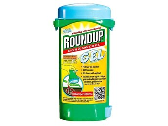 Roundup Gel – Ogräsmedel, 150 ml.