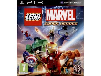 PS3 - LEGO Marvel Super Heroes (Beg)