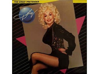 Best Of Dolly Parton -The Great Pretender - LP