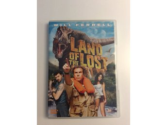Dvd Land of the Lost Will Ferrell