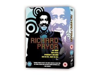 Richard Pryor Collection:Car Wash/Stir Crazy/Brewsters Millions/Hear No Evil. Ny