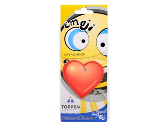 Doftgran Till Bilen Luft Freshener Emoticon Magical Heart