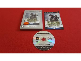 MEDAL OF HONOR FRONTLINE till Sony Playstation 2 PS2