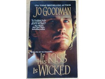 Typ Casino- IF HIS KISS IS WICKED- Jo Goodman- eng text- Historisk