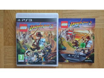 PlayStation 3/PS3: LEGO Indiana Jones 2 II