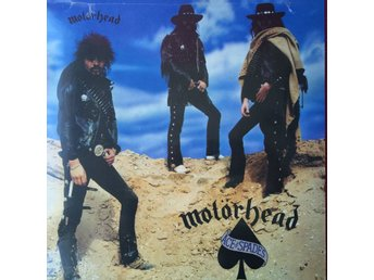 MOTÖRHEAD - ACE OF SPADES NY LP MINT motorhead