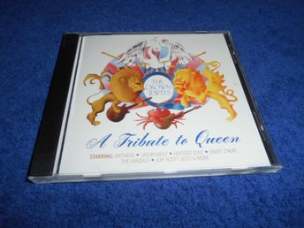 The Crown Jewels - Tribute To Queen (CD) UK 05 NM/EX