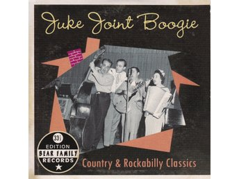 Various Artists - Juke Point Boogie. (Rockabilly Classics)