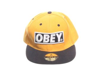 Obey, Keps, Svart/Orange