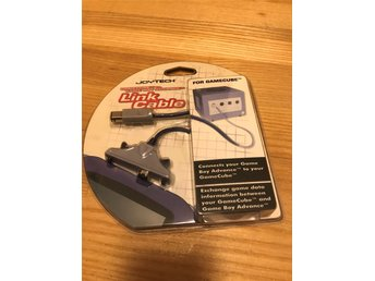 Link Cable - GameCube - GameBoy Advance (GC - GBA)  -  Nintendo