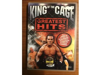 King of the cage Greatest hits DVD