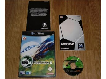 GameCube: International Superstar Soccer 2