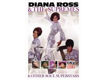 Diana Ross & Supremes & other soul superstars DVD