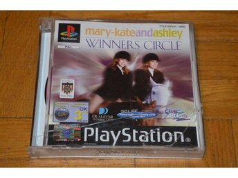 Mary-Kate and Ashley - Winners Circle - Playstation PS1