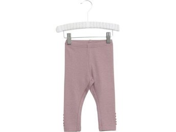 Wheat Lavender Rib Leggings stl.4år