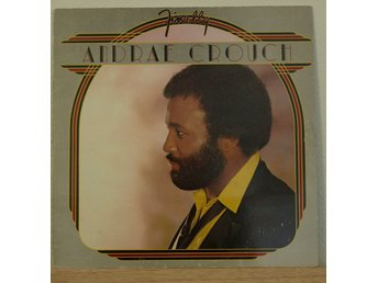 LP. ANDRAÈ CROUCH - FINALLY. UK.