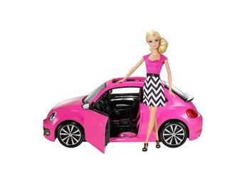 Barbie Volkswagen New Beetle with Barbie Doll Set - Ginsheim - Barbie Volkswagen New Beetle with Barbie Doll Set - Ginsheim