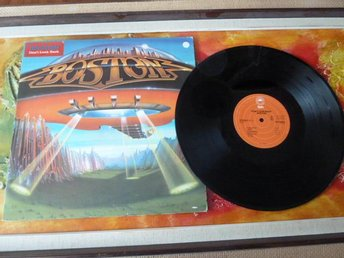 BOSTON, DON´T LOOK BACK, THE JOURNEY, 1978, LP, LP-SKIVA