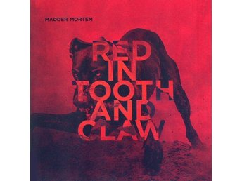 Madder Mortem -Red In Tooth And 2016 promo Norwegian progg - Motala - Madder Mortem -Red In Tooth And 2016 promo Norwegian progg - Motala